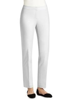 Lafayette 148 New York Crosby Straight Leg Pants
