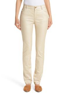 Lafayette 148 New York Curvy Fit Skinny Jeans (Mason)