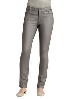 Lafayette 148 Curvy Slim Jeans