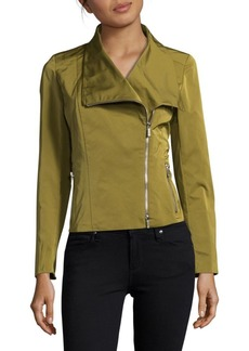 Lafayette 148 Cyrilla Zippered Jacket