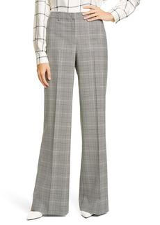 Lafayette 148 New York Dalton Stretch Wool Wide Leg Pants