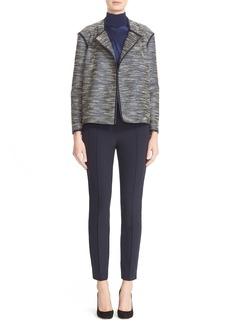 Lafayette 148 New York 'Dane' Alta Reed Cloth Jacket