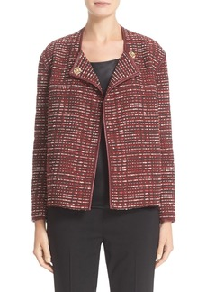 Lafayette 148 New York 'Dane' Tweed Jacket
