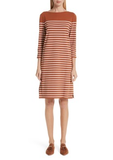 Lafayette 148 New York Daytona Stripe Dress