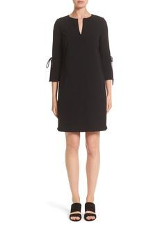 Lafayette 148 New York Deandra Tie Sleeve Shift Dress