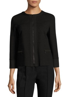 Lafayette 148 New York Deb Punto Milano Jacket