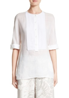 Lafayette 148 New York Delaney Blouse
