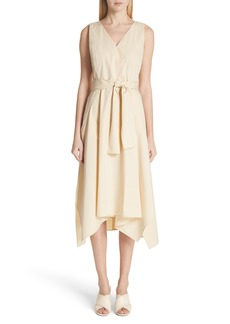 Lafayette 148 New York Demetria Poplin Dress