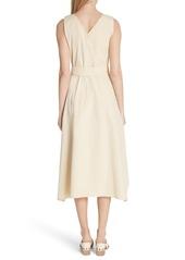 Lafayette 148 New York Demetria Poplin Dress