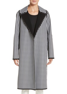 Lafayette 148 New York Dina Reversible Trench Coat