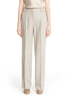 Lafayette 148 New York 'Dolce' Donegal Wool Rivington Pants
