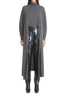 Lafayette 148 New York Dolman Sleeve KindCashmere Cardigan Dress