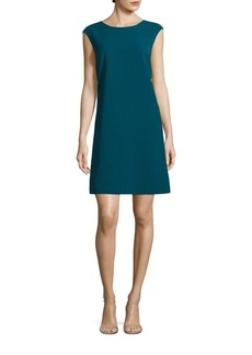 Lafayette 148 New York Dottie Solid Dress
