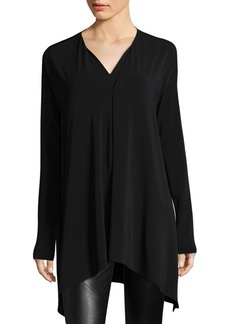Lafayette 148 New York Oversized Hi-Lo Top