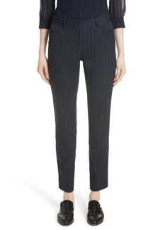 Lafayette 148 New York Downtown Ankle Pants (Nordstrom Exclusive)