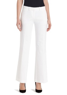 Lafayette 148 New York 'Downtown' Flare Leg Pants