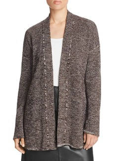 Lafayette 148 New York Drop Shoulder Metallic Cardigan - 100% Bloomingdale's Exclusive