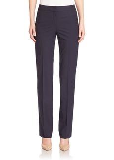 Lafayette 148 New York Duval Cloth Barrow Pants