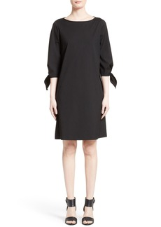 Lafayette 148 New York Elaina Stretch Cotton Dress