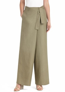 Lafayette 148 New York 'Eldridge - Lavish Linen' Wide Leg Pants