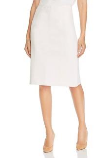 Lafayette 148 New York Elin Wool Pencil Skirt