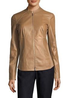 Embla Leather Jacket