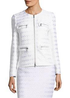 Lafayette 148 Emeline Tweed Jacket