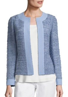 Lafayette 148 New York Emelyn Textured Jacket