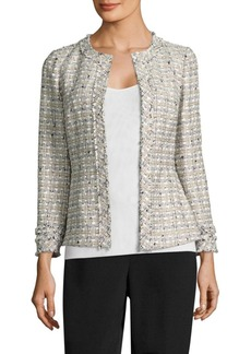 Lafayette 148 New York Emelyn Tweed Jacket