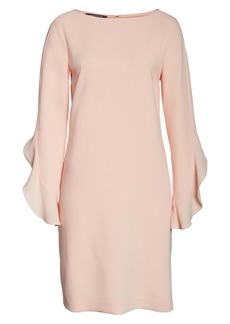 Lafayette 148 New York Emory Finesse Crepe Dress