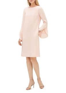 Lafayette 148 New York Emory Tulip Sleeve Shift Dress