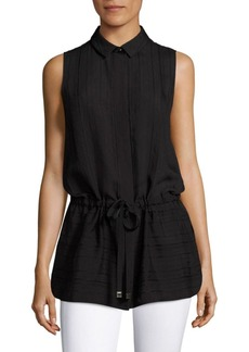 Erna Sleeveless Blouse