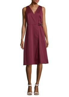Lafayette 148 New York Estella Wrap Dress