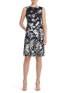 Lafayette 148 New York Evelyn Print Sheath Dress