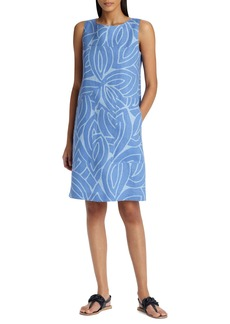 Lafayette 148 New York Farah Linen Dress