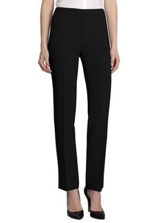 Lafayette 148 New York Finesse Crepe Bleecker Pant