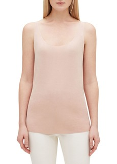 Lafayette 148 New York Fitted Sweater Tank