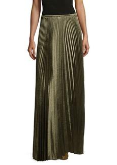 Lafayette 148 Florianna Pleated Skirt