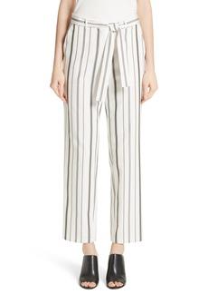 Lafayette 148 New York Fulton Gallant Stripe Pants