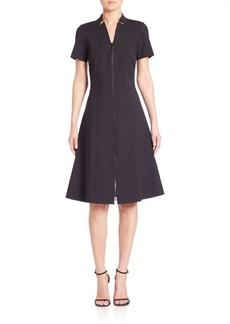 Lafayette 148 New York Fundamental Bi Stretch Briella Dress