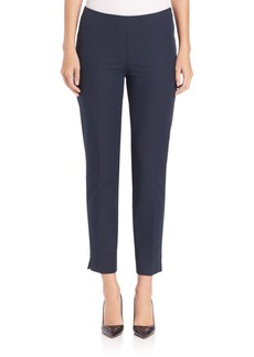 Lafayette 148 New York Gabardine Tech Stretch Stanton Pants
