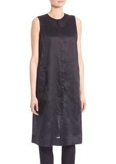 Lafayette 148 New York Gemma Cloth Lindy Vest