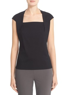 Lafayette 148 New York 'Giada' Top (Regular & Petite)