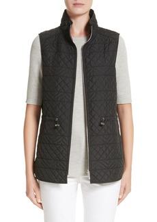 Lafayette 148 New York Ginny Reversible Vest