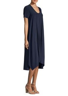 Lafayette 148 Gloria Scoopneck Dress