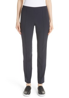 Lafayette 148 New York Gramercy Stretch Wool Pants (Nordstrom Exclusive)