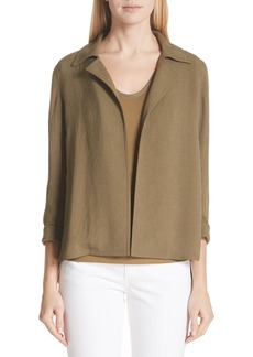 Lafayette 148 New York Grant Altruistic Cloth Jacket