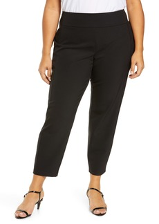 Lafayette 148 New York Greenwich Acclaimed Stretch Pants (Plus Size)