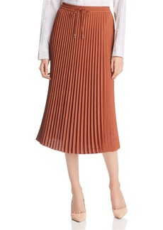 Lafayette 148 New York Gwenda Pleated Skirt