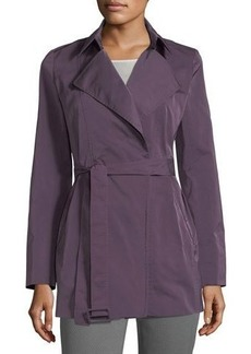 Lafayette 148 New York Hadley Short Trench Coat